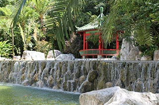 Taiwan - Royal Chihpen resort SPA - foto: Marloes