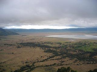 Ngorongoro Krater, crater floor - foto: Lokale agent