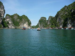 Halong Bay - foto: Floor Ebbers