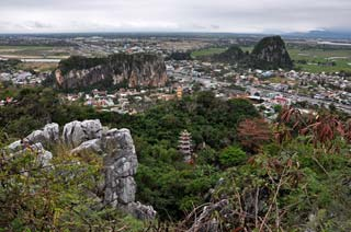 Vietnam - Marble mountains, Da Nang - foto: Archief