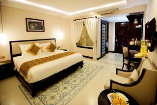 kamer Hoi An Silk Boutique Hotel
