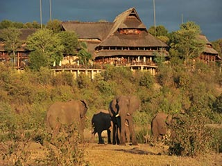 Zimbabwe - Victoria Falls Safari Lodge