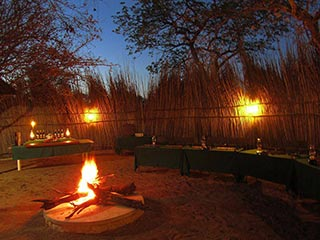 Zuid-Afrika - Boma - foto: Greenfire Game Lodge