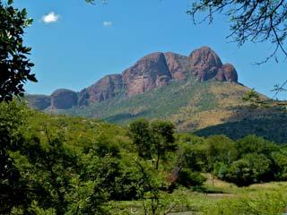Marakele Game Reserve uitzicht